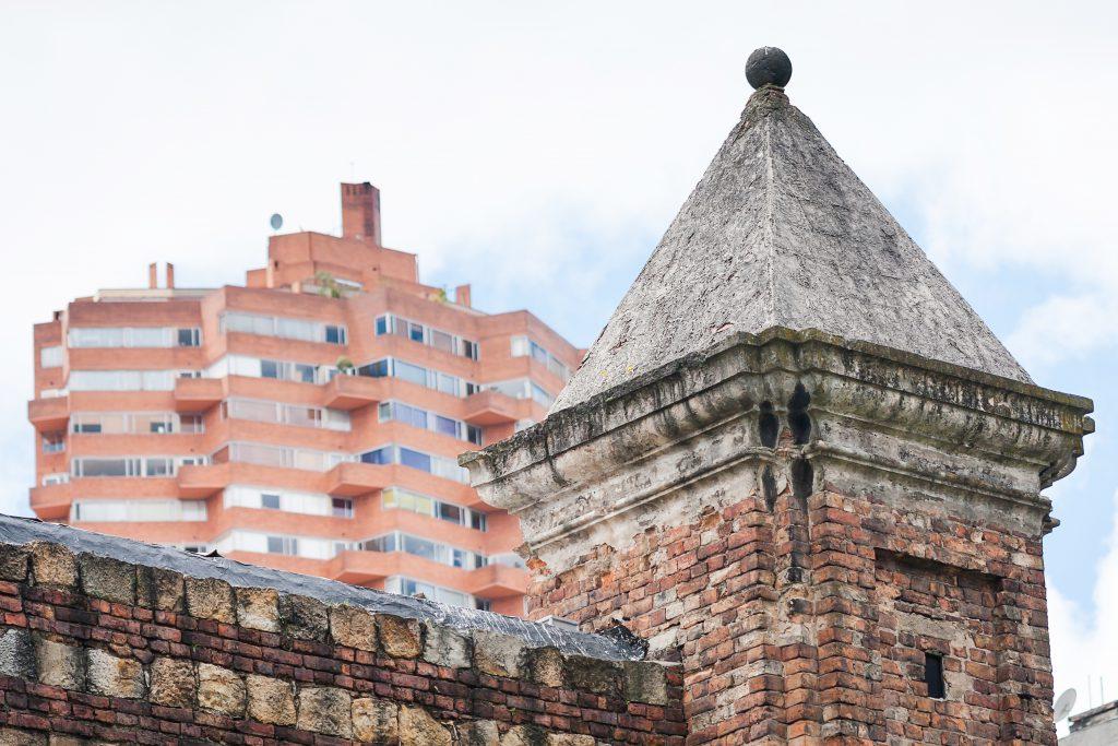 Centro Histórico de Bogotá. Zona Museo Nacional