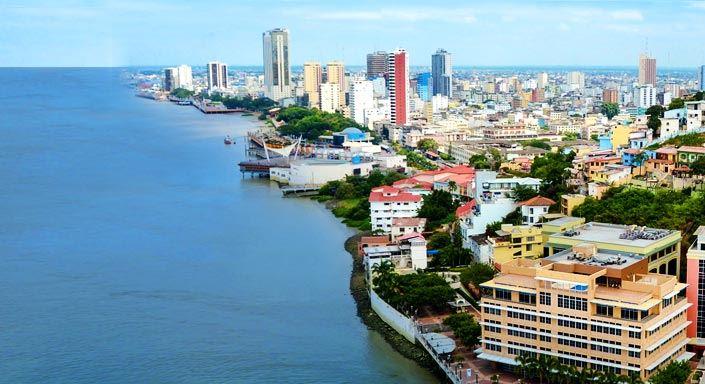 Puente En El R O Daule Beneficiar A 70 Mil Habitantes De