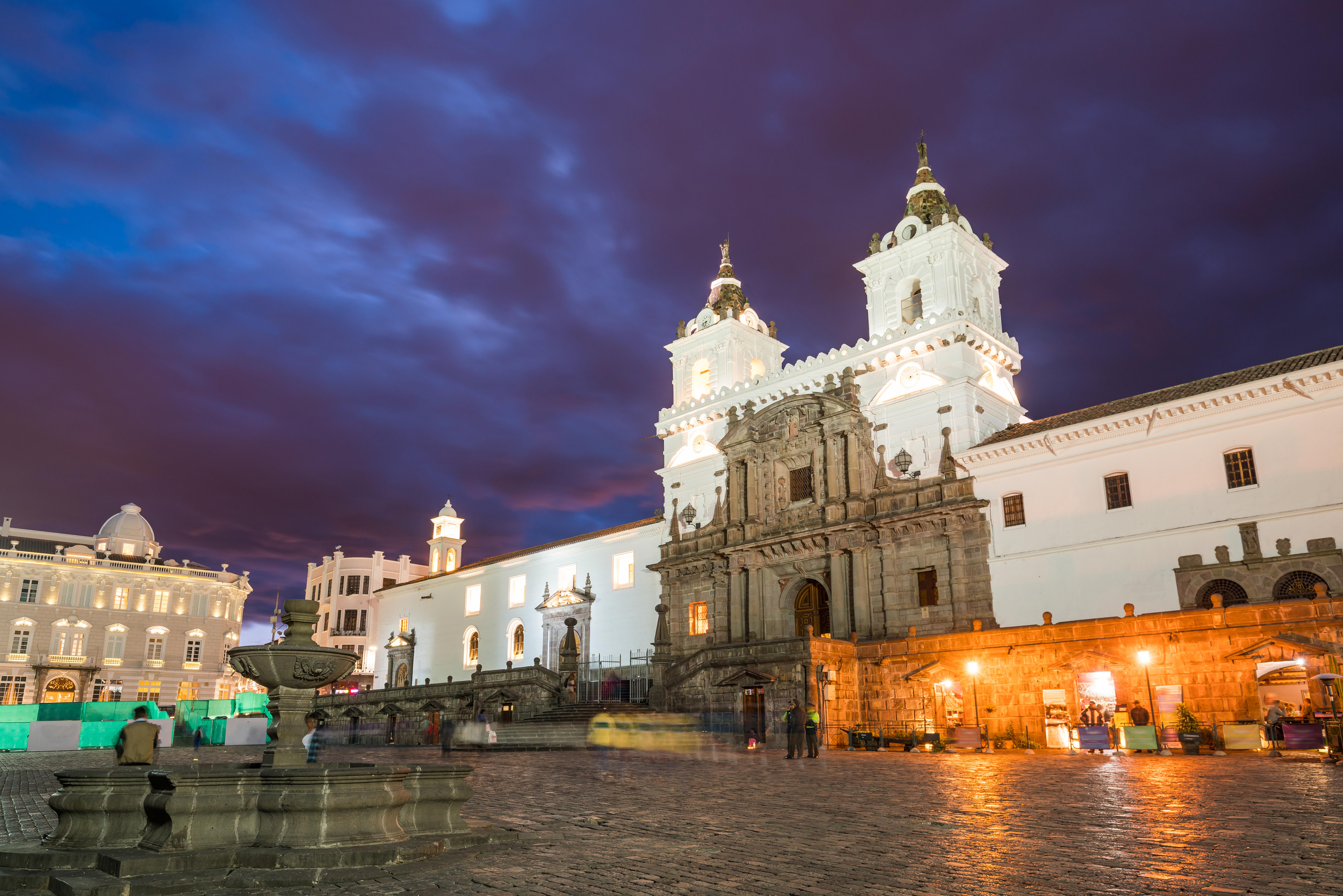 Quito lanza literatura sobre sus 40 años como Patrimonio Mundial