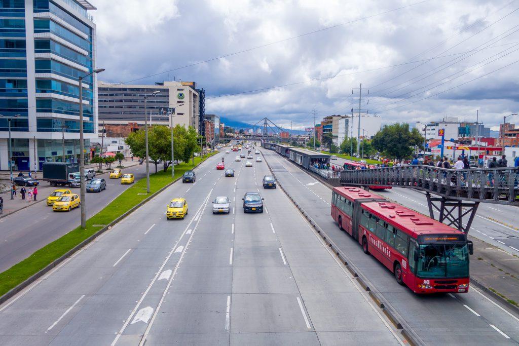 Bogotá, Colombia. Foto: 593-Shutterstock.com