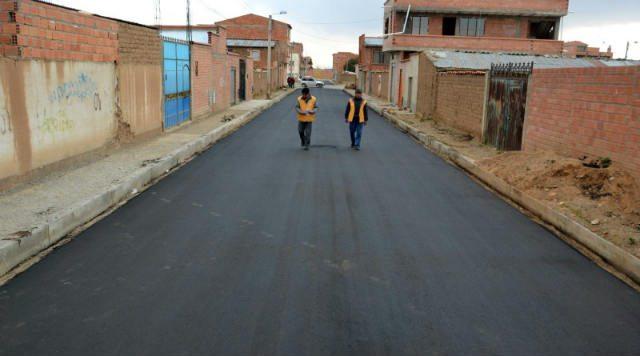 Foto: Alcaldía de El Alto