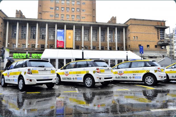 Montevideo quiere más taxis para personas en condición de discapacidad