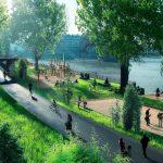 París - Según la WWF, la ciudad dispone de medios de transporte limpios, ha expandido el transporte público y produce combustible a partir de desechos. Asimismo, París evalúa regularmente sus metas de sostenibilidad y piensa en corredores verdes que bordean el río Sena.
