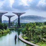 Singapur - En esta ciudad-estado matricular un vehículo es tan caro que la mayoría de las personas descarta esta opción. Es una de las maneras de mantenerse como ciudad sostenible. Esto y una política sin precedentes por proteger los recursos hídricos.