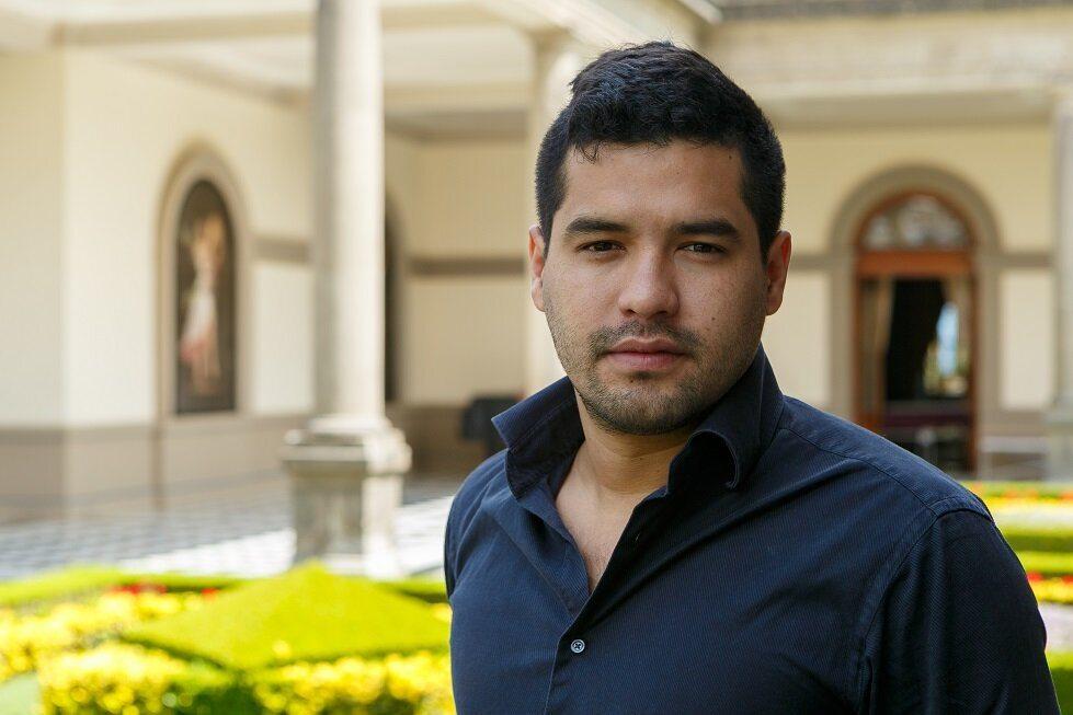 Oscar Martínez, periodista salvadoreño.