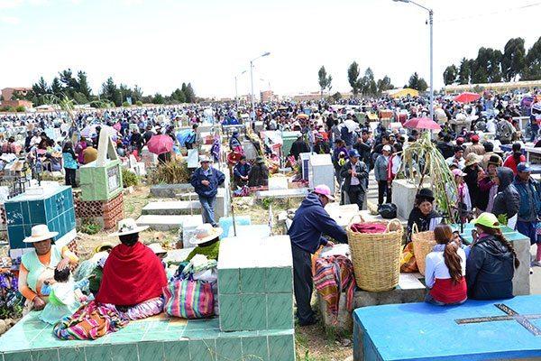 Foto: Gobierno de El Alto