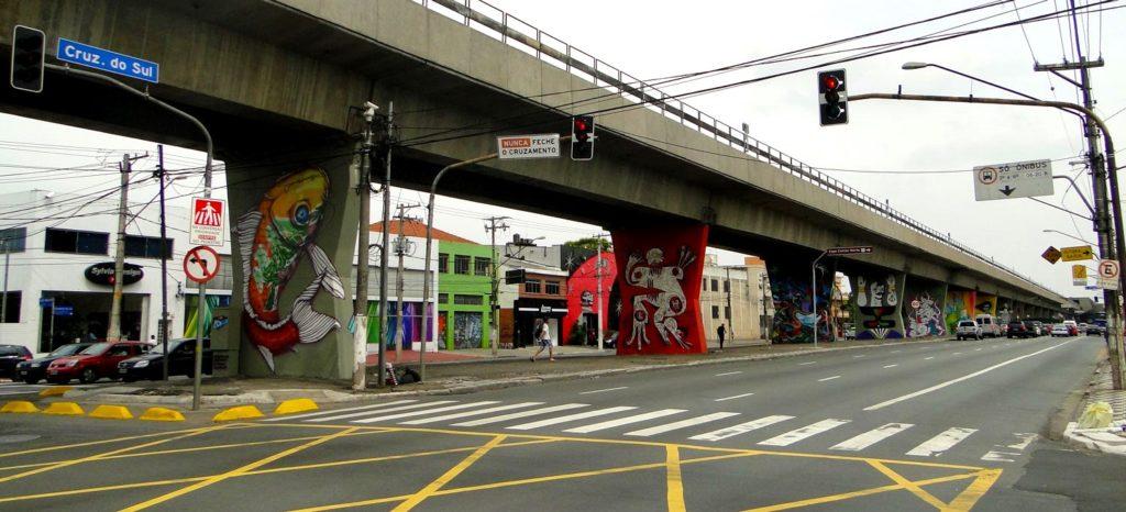 Museo Abierto de Arte Urbano en Sao Paulo. Foto: Cortesía Bino Ribeiro