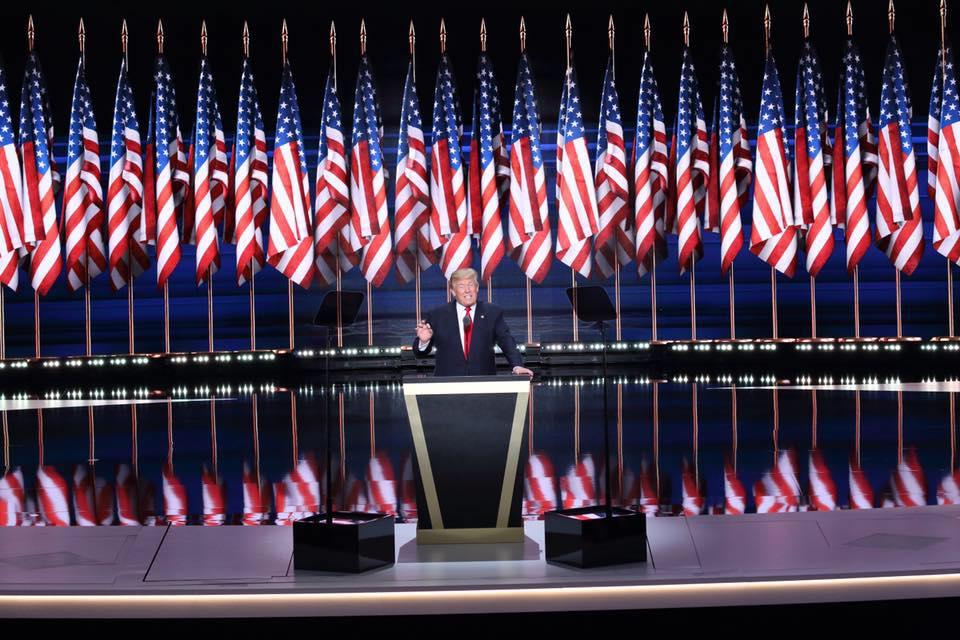 Foto:  Donald J. Trump @DonaldTrump