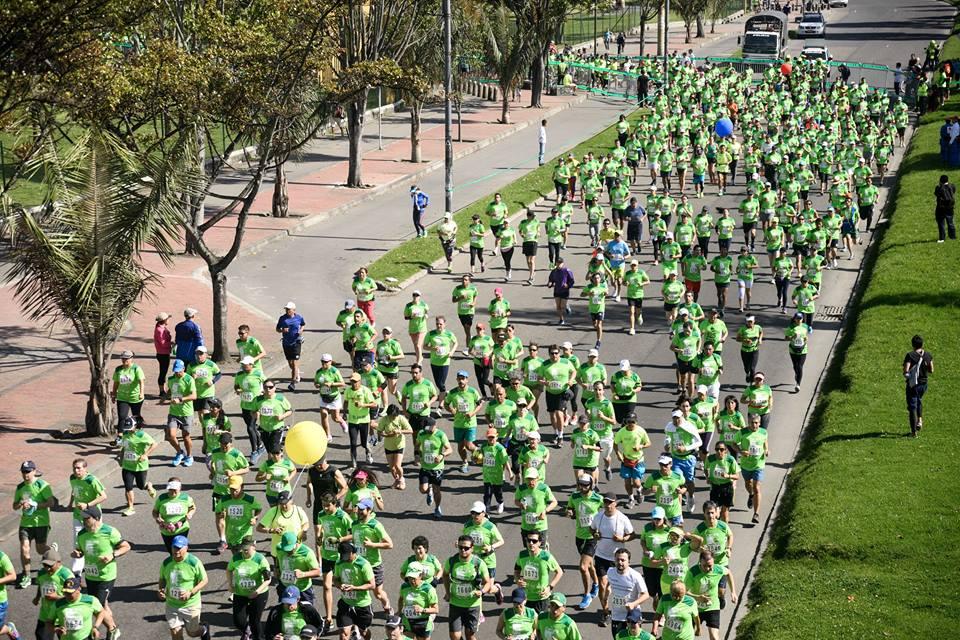 Este domingo Medellín tendrá su segunda versión de la Carrera Verde