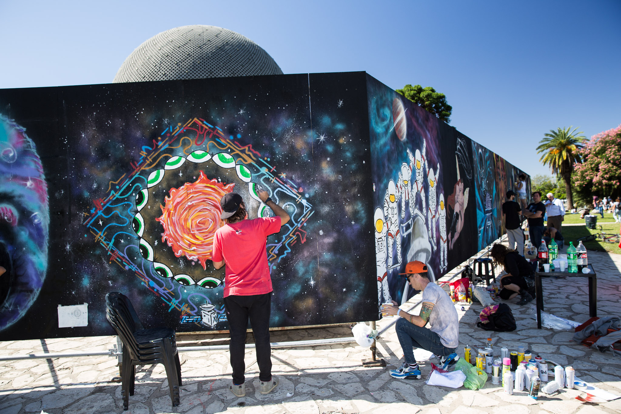 Buenos Aires lanzó el concurso Barrios Creativos