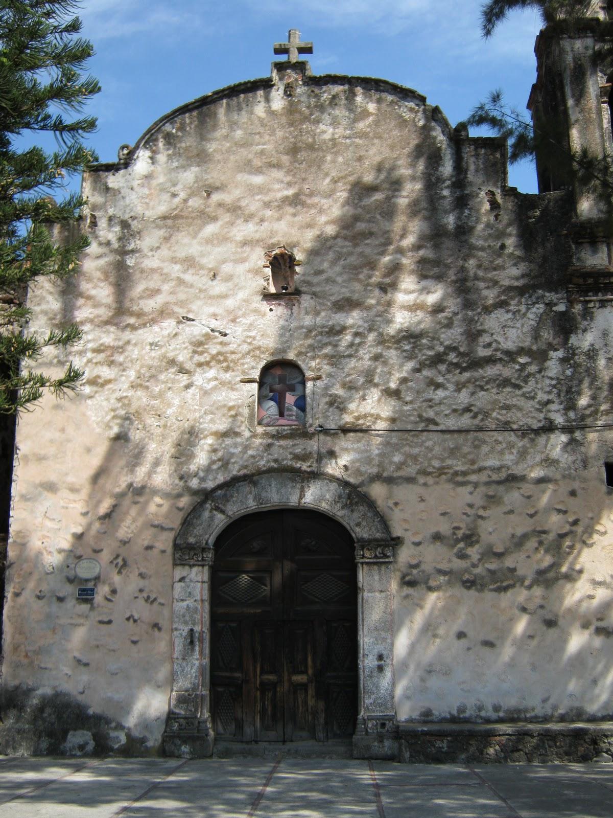 2. La Capilla San José de Tlaltenango en Cuernavaca es la primera capilla de la América Continental, según títulos de 1521.
