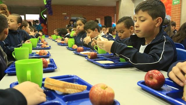 Bogot Inaugur El Comedor Escolar N Mero 113 La Network
