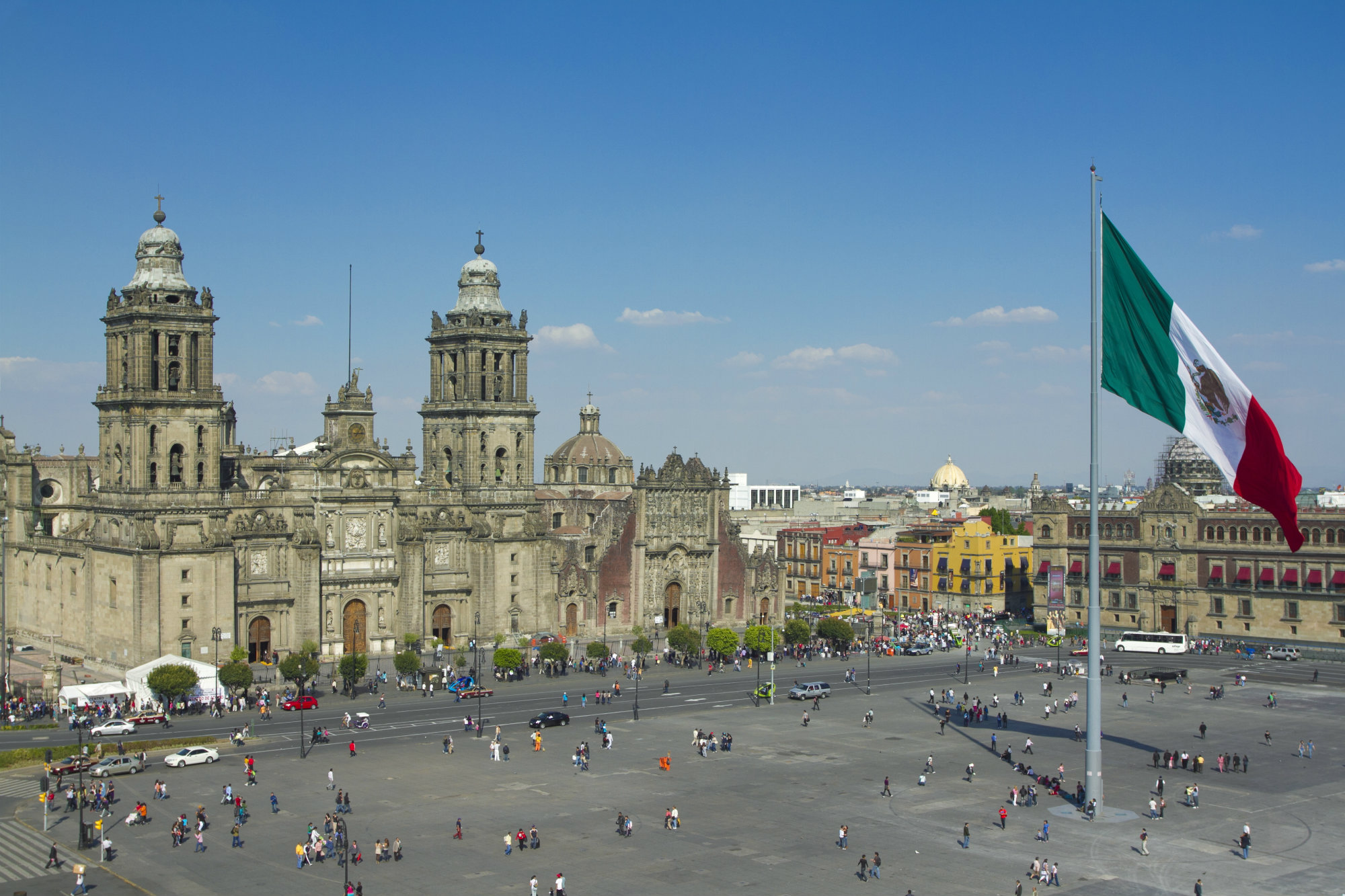 Ciudad de México se ubica en puesto número 3 del ranking de 'Ciudades del Futuro 2017/18'.