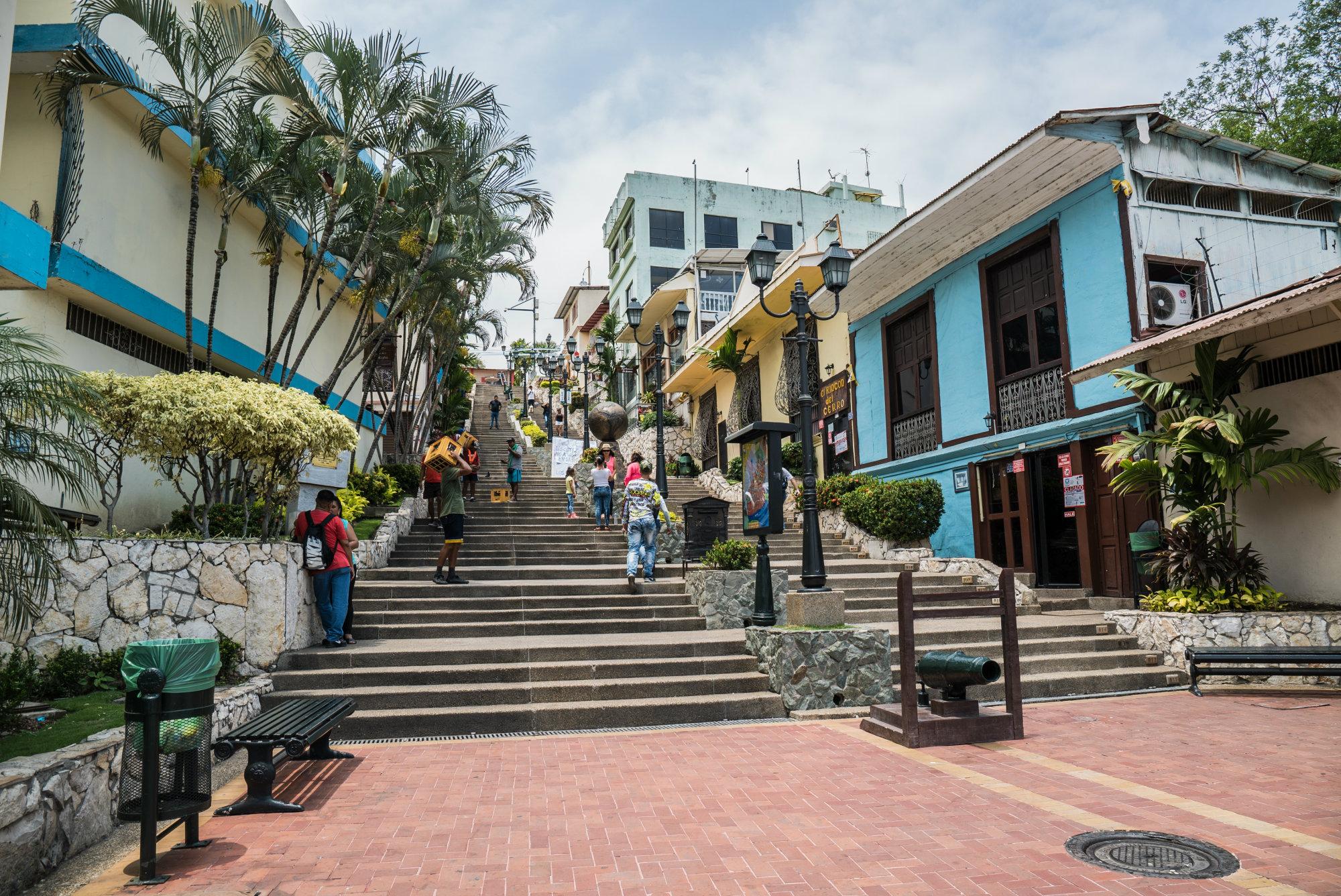Barrio Las Peñas. Foto: The Editors - Shutterstock