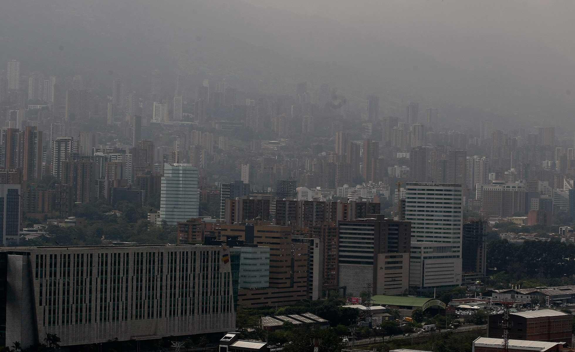 Área metropolitana de Medellín tendrá su Plan Integral de Gestión de la Calidad del Aire