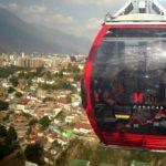 El Metrocable de Caracas es un sistema de teleférico integrado al Metro de Caracas, concebido para conectar las zonas montañosas, los barrios altos con el centro de la ciudad. Tiene actualmente 2 líneas y 3 más en proceso de consolidación. Foto: IPS Agencia de Noticias