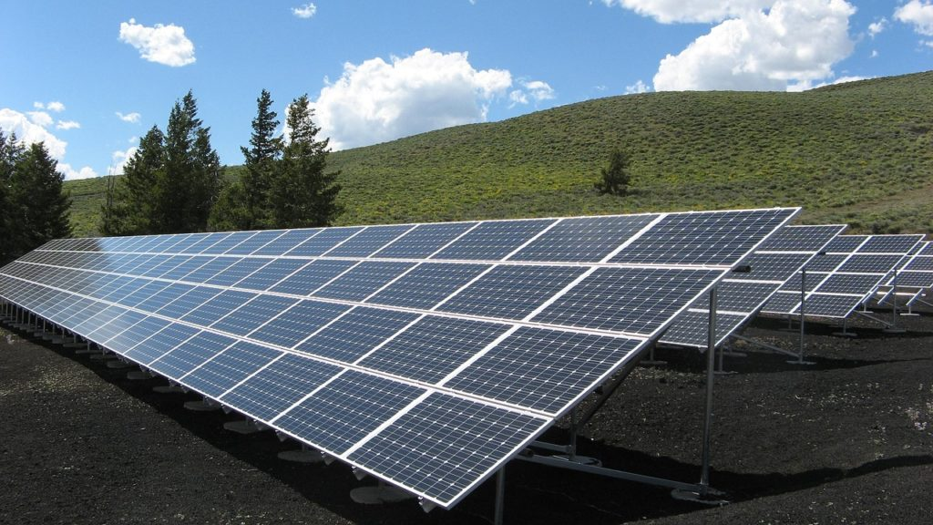 Base Aérea de Brasilia tendrá planta fotovoltaica a escala