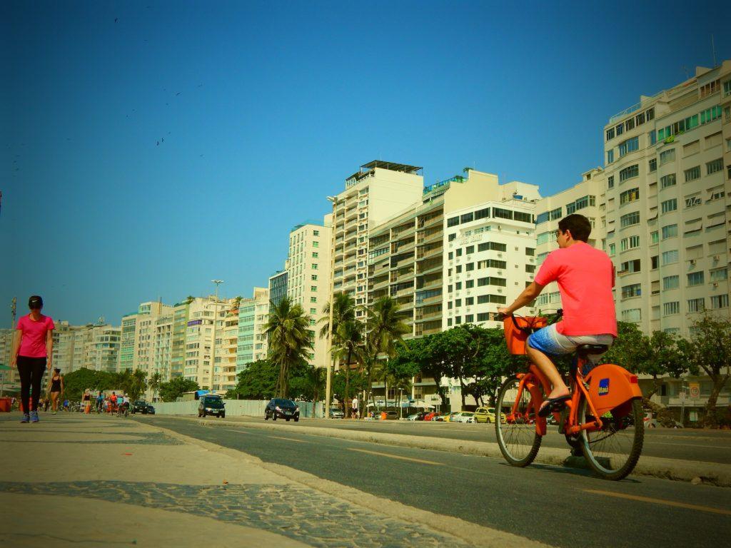Río de Janeiro puso en marcha una nueva campaña de educación vial