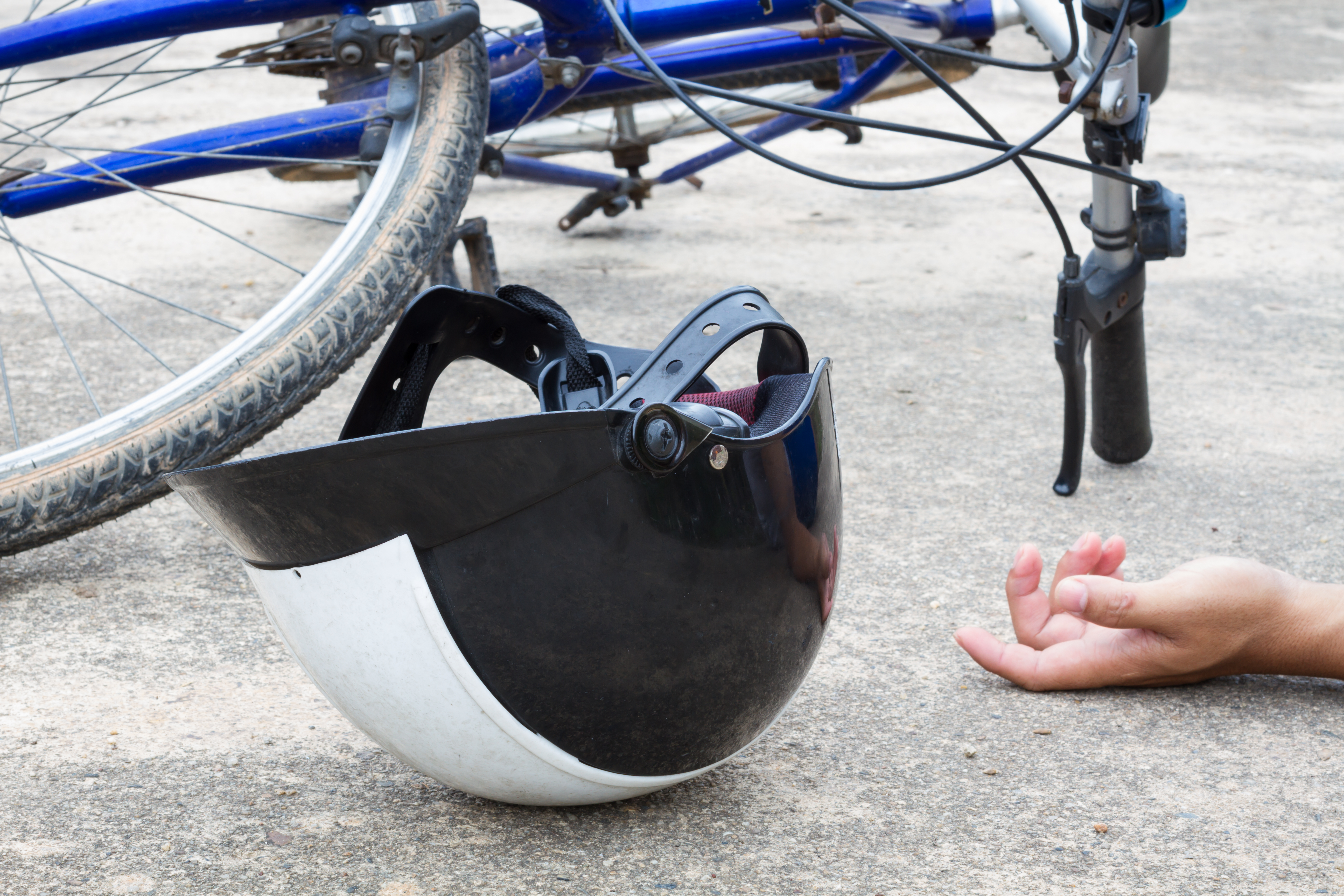 Aplicación móvil alerta sobre accidentes en bicicleta
