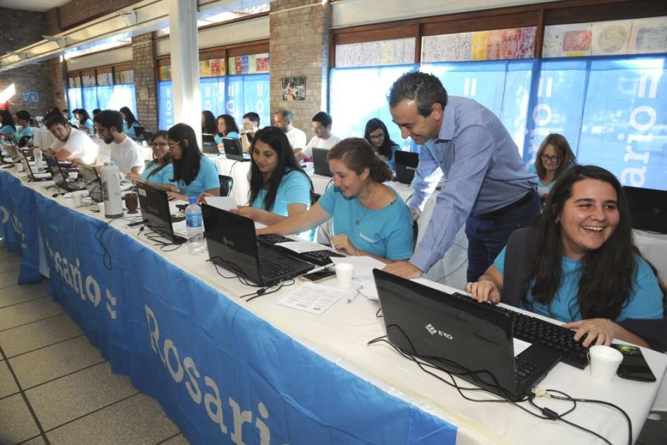 Presupuesto Participativo con participación récord en Rosario (Argentina)
