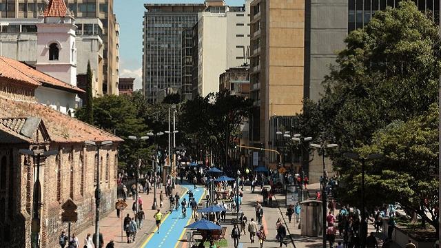 Bogotá, la megaciudad frente al posconflicto y su sostenibilidad