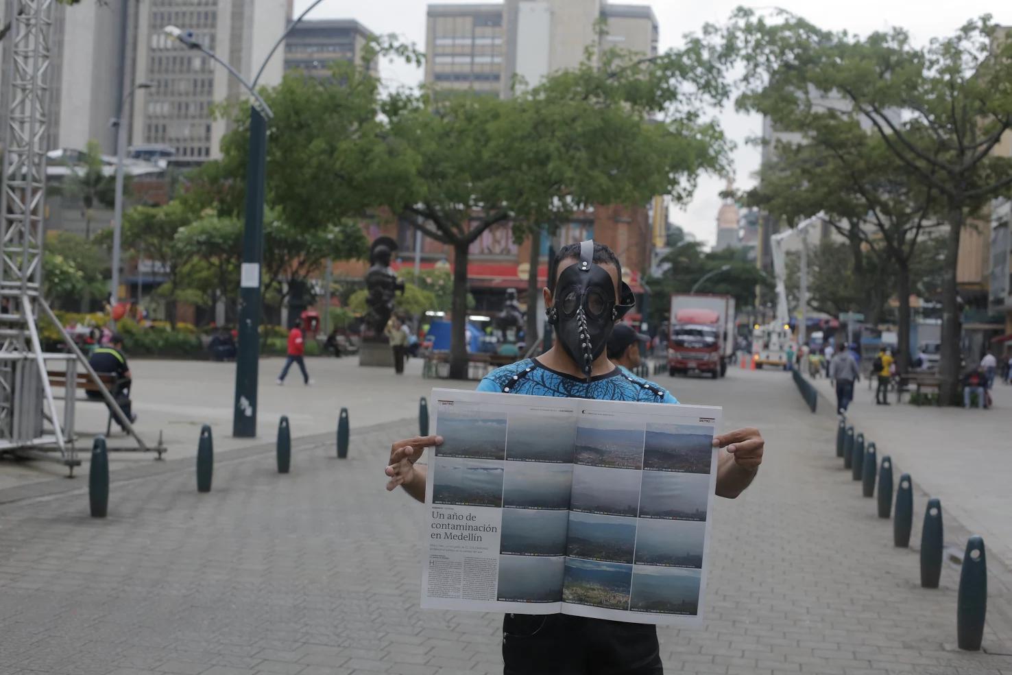 Medellín, la más preparada para el posconflicto pero frágil en materia ambiental