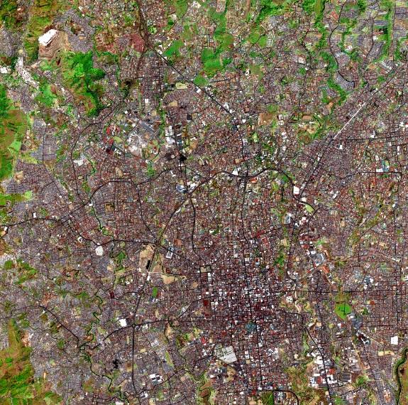 ¿Qué pueden decirnos las imágenes satelitales sobre las ciudades secundarias? (Segunda parte)