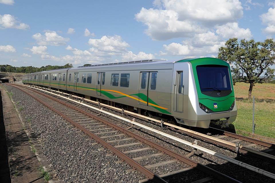 Metro de Brasilia podría tener recursos para su expansión