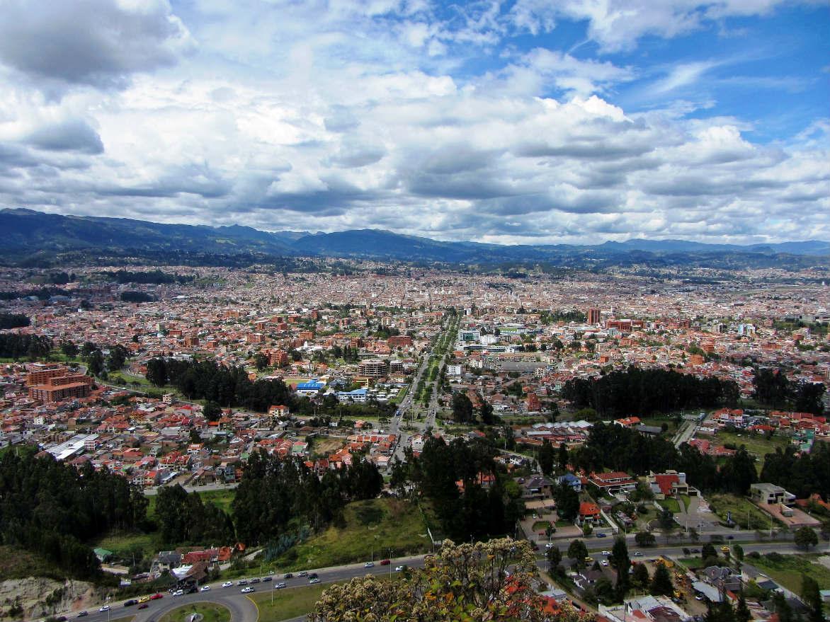 Cuenca (Ecuador) presentó un plan de acción para medir y reducir el impacto ambiental