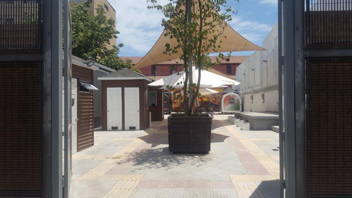Este miércoles será inaugurada una nueva Plaza de Bolsillo en Santiago