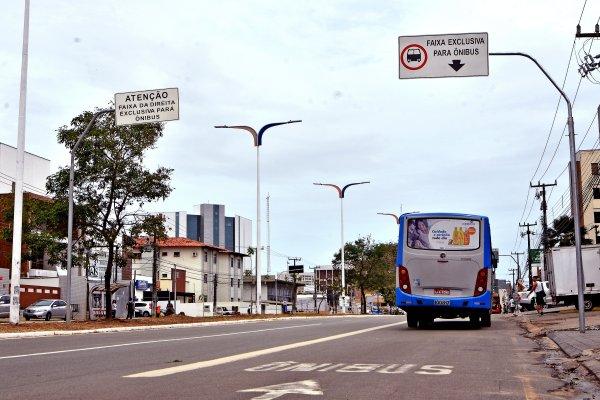 São Luís se pone estricto con el uso de carriles preferenciales