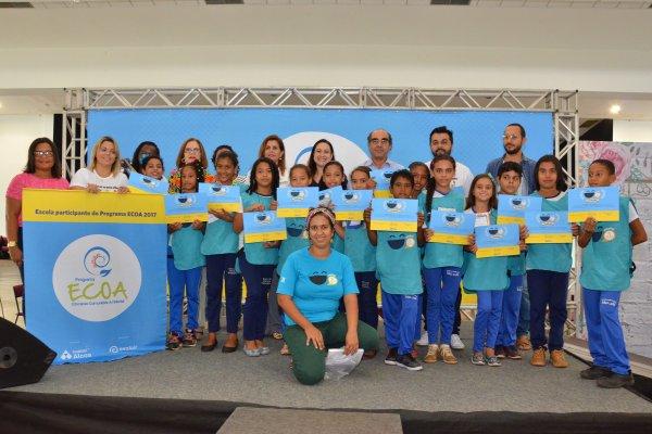 Educación Ambiental en São Luís graduó a más de 200 alumnos