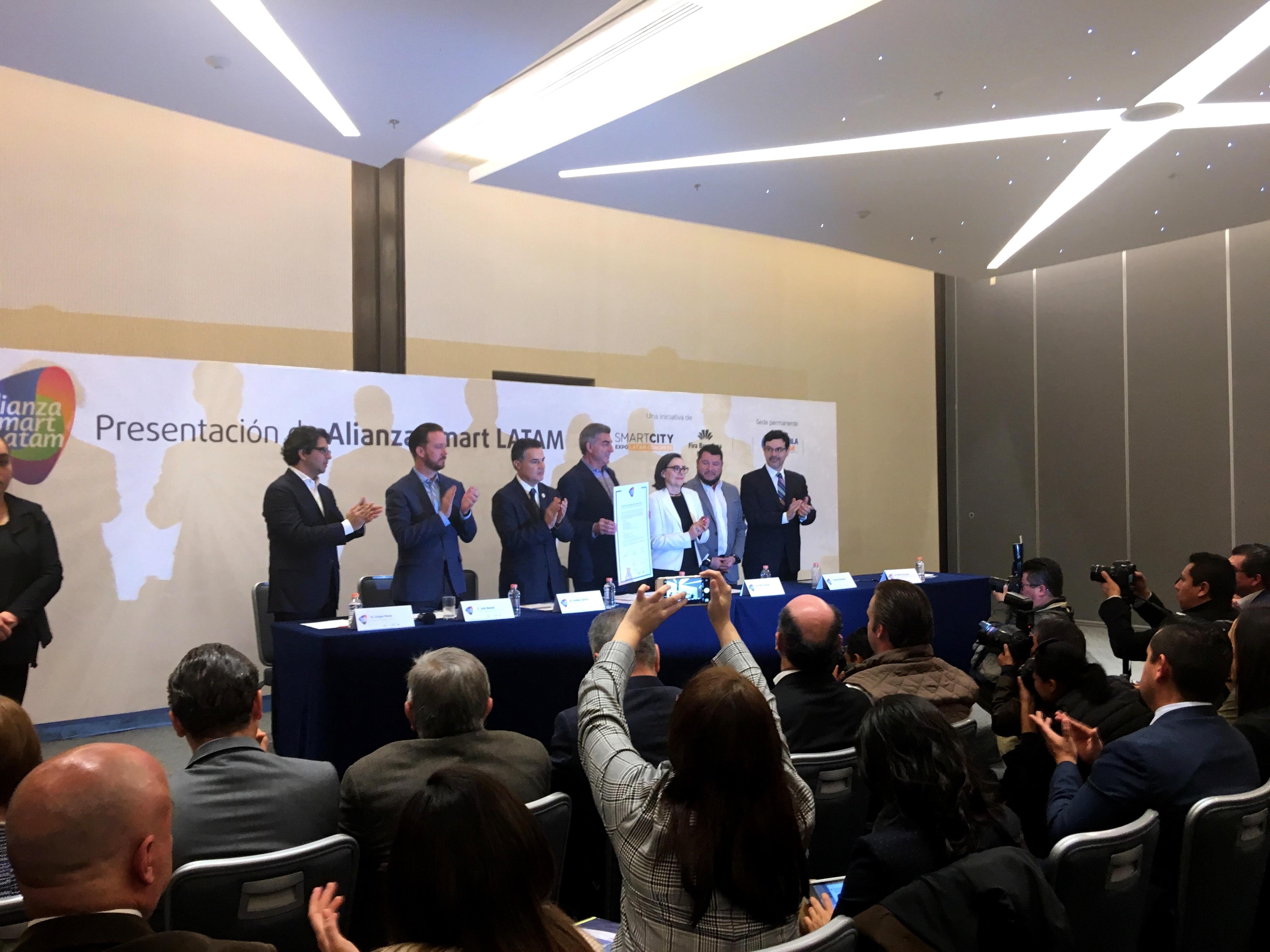 Puebla: hub latinoamericano de innovación urbana con la Alianza Smart LATAM