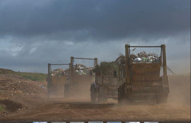 Brasilia destina un lugar específico para el despojo de materiales constructivos