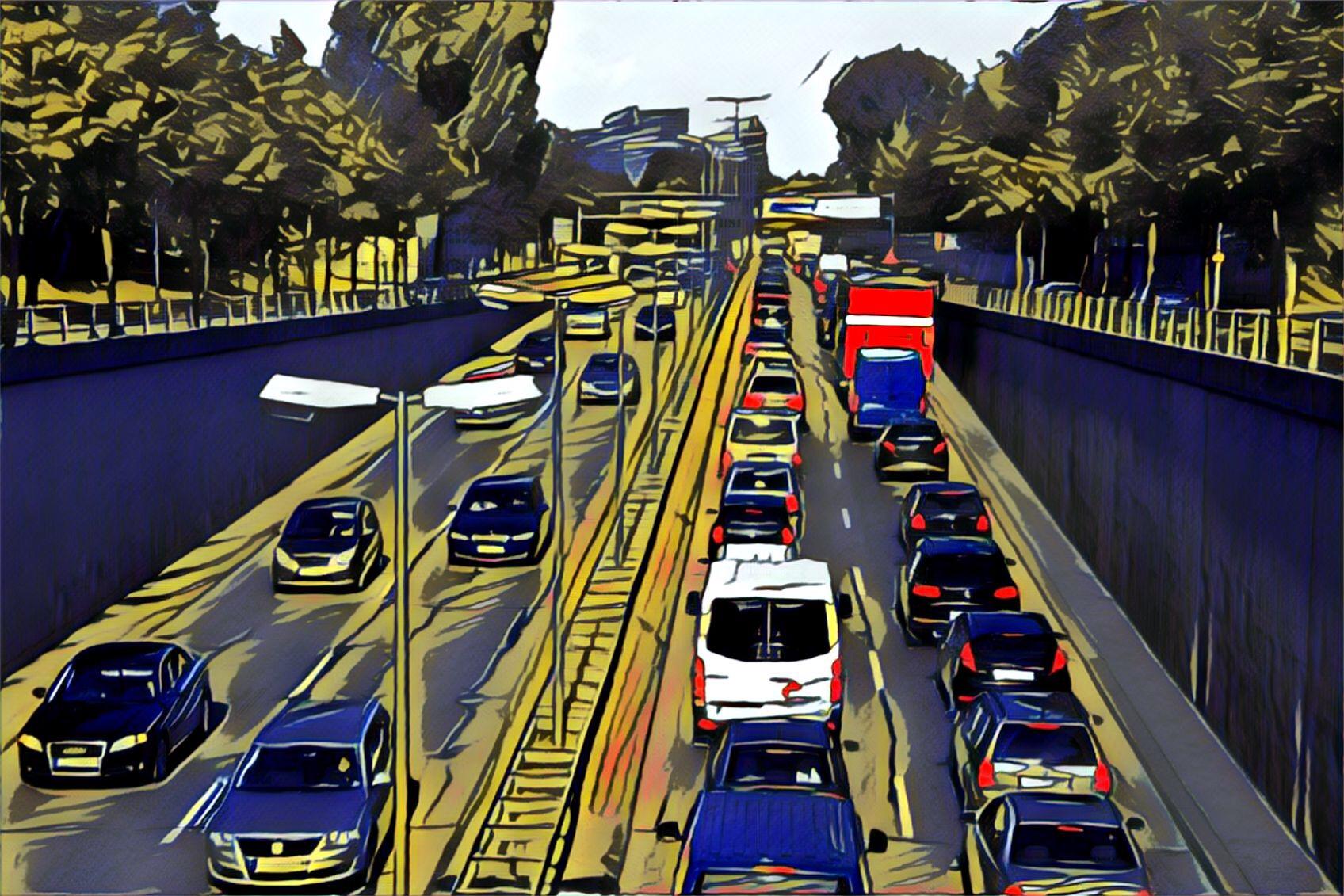 Ciudades de Colombia y Brasil, las de peor tráfico en América Latina
