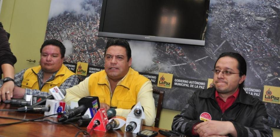 Luis Revilla: un alcalde sin miedo a Evo