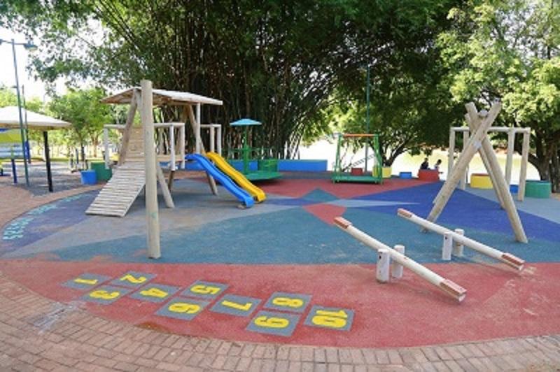 Goiânia, más parques y mejores espacios de inclusión