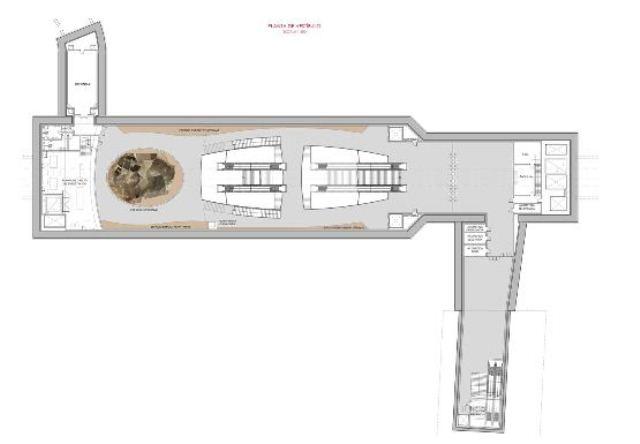 Estación del Metro de Quito tendrá muestra museográfica