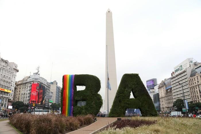 Buenos Aires se postula para ser el mejor destino LGBT del mundo
