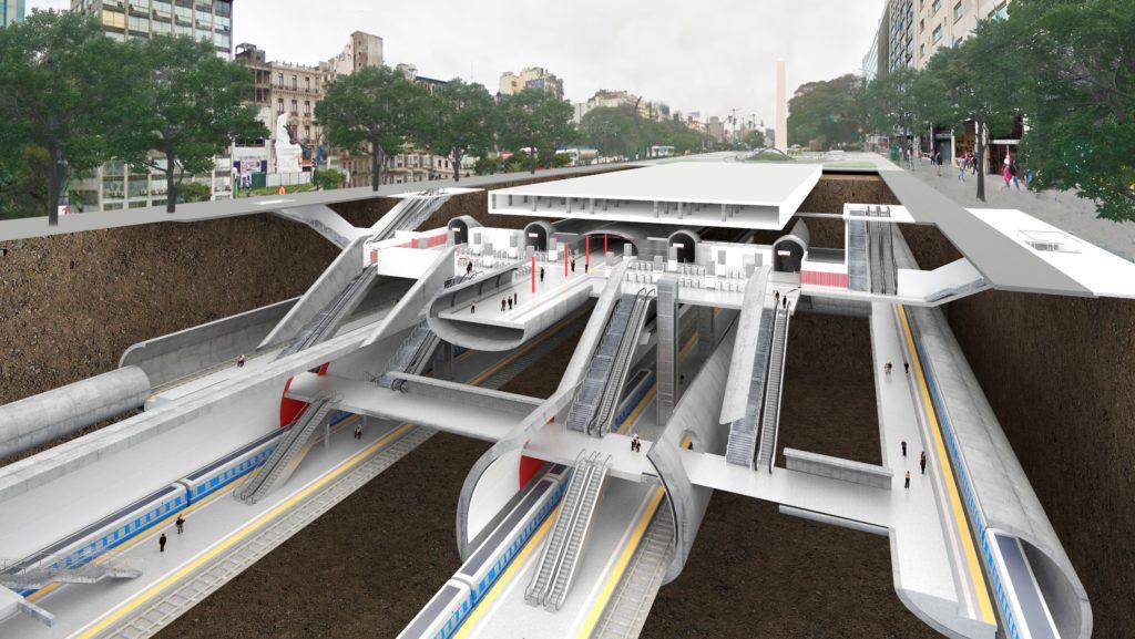 Conoce la mayor obra de movilidad para Buenos Aires en su historia reciente