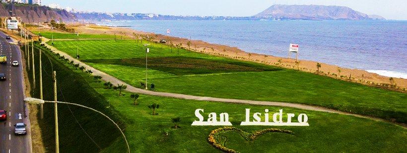San Isidro (Perú) cuenta con 25 mil m2 nuevos de espacio público