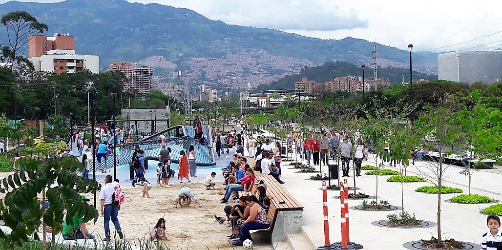 """Parques del Río significa el fin de una era: la del automóvil"": Sebastián Monsalve (Arquitecto)"