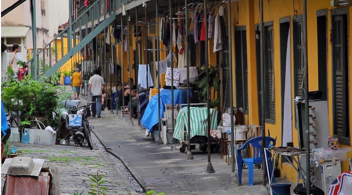 Inquilinatos en Latinoamérica: la ciudad migrante, solitaria e informal