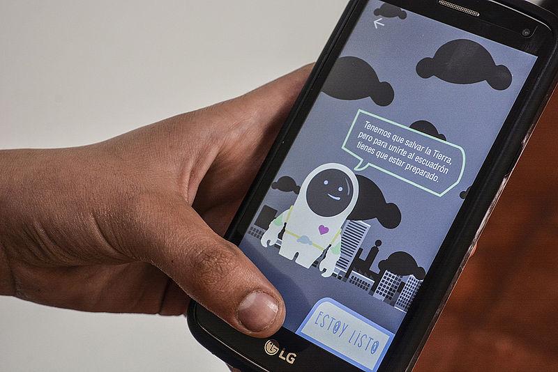 Desarrollan App para que los niños aprendan sobre calidad del aire