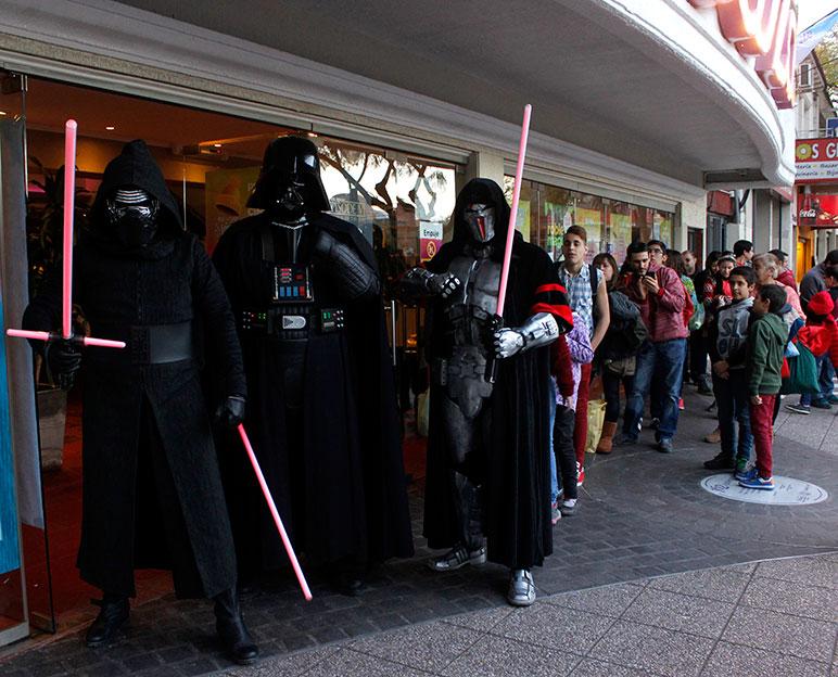 """Godoy Cruz, sede del """"Star Wars Expo Mendoza"""""""