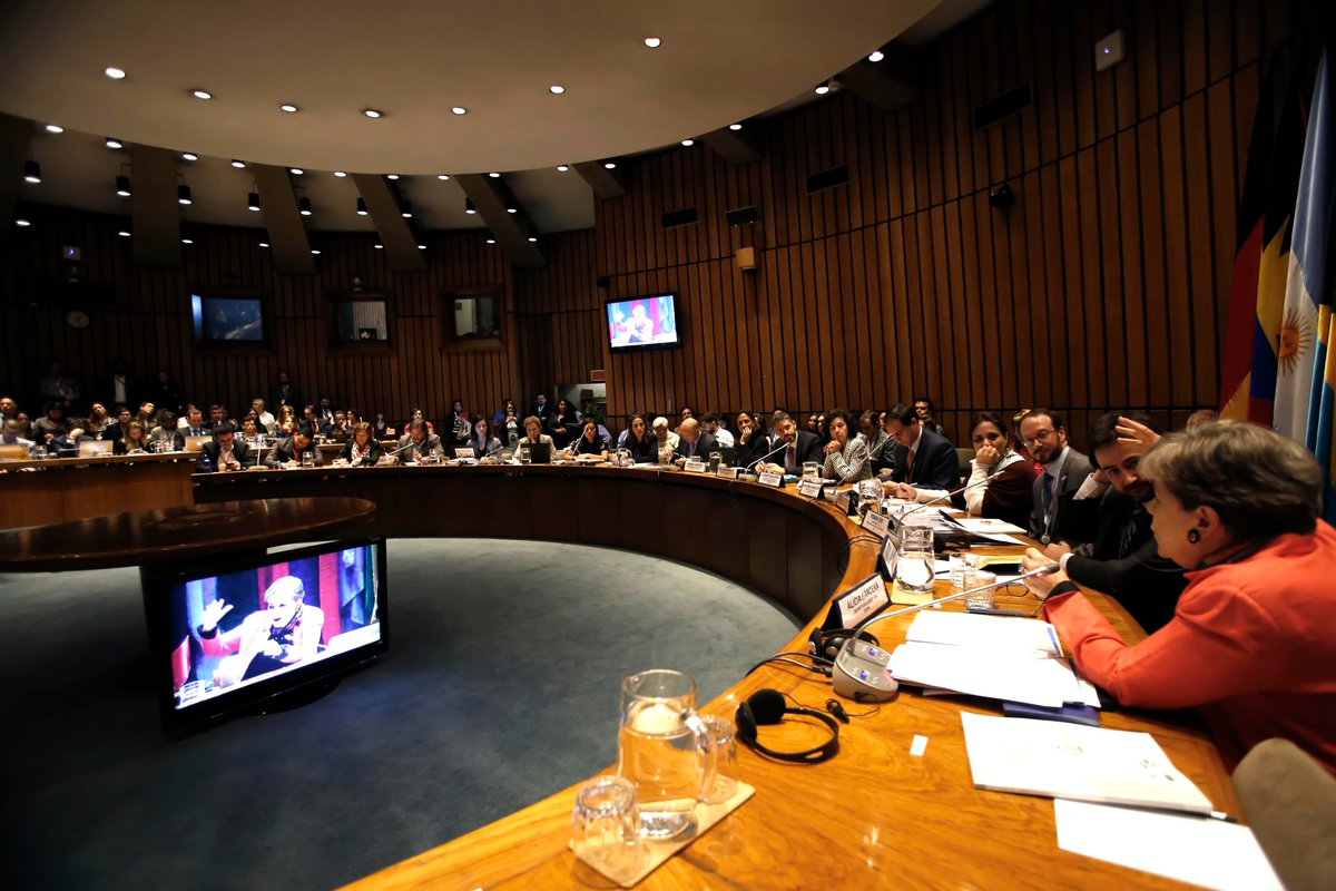 Desde Santiago, la CEPAL invitó a las ciudades latinoamericanas a cumplir la Agenda 2030