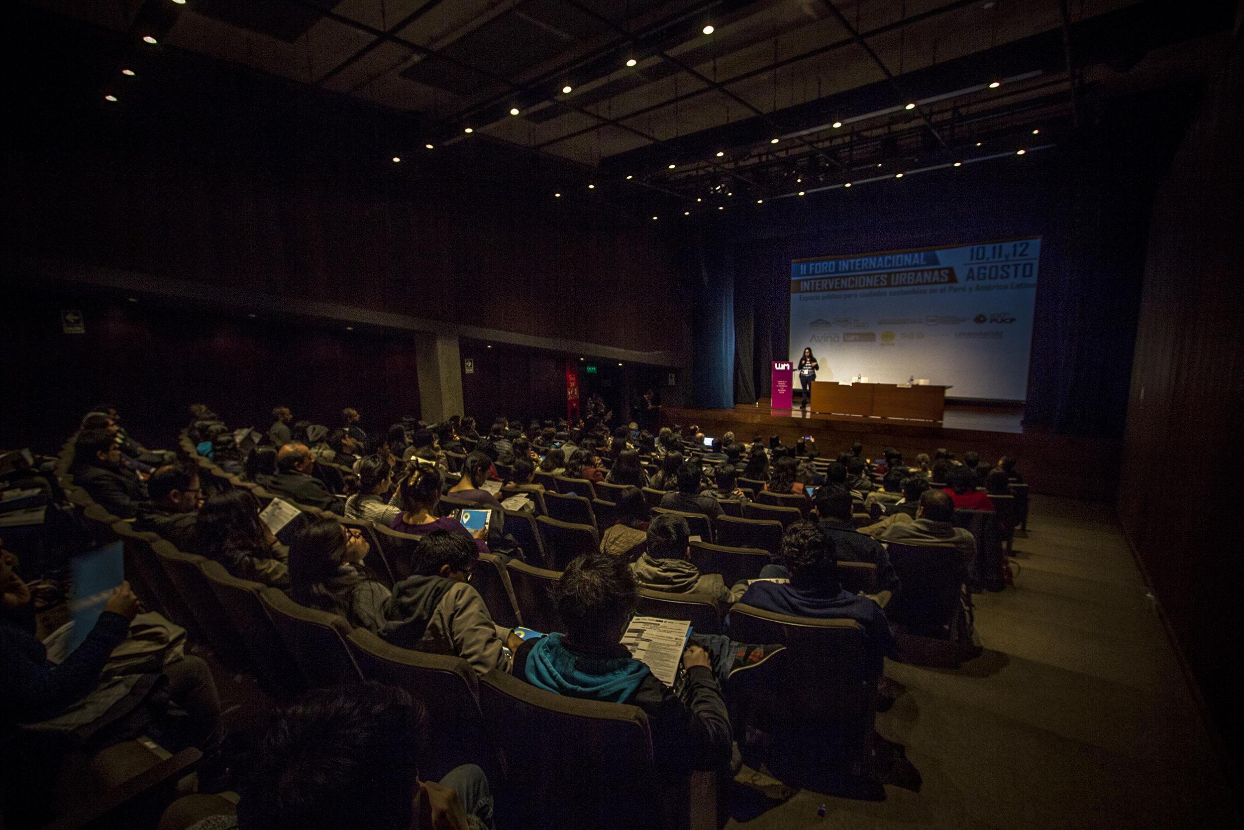 Latinoamérica reflexionará en Perú sobre su espacio público y cómo intervenir en él