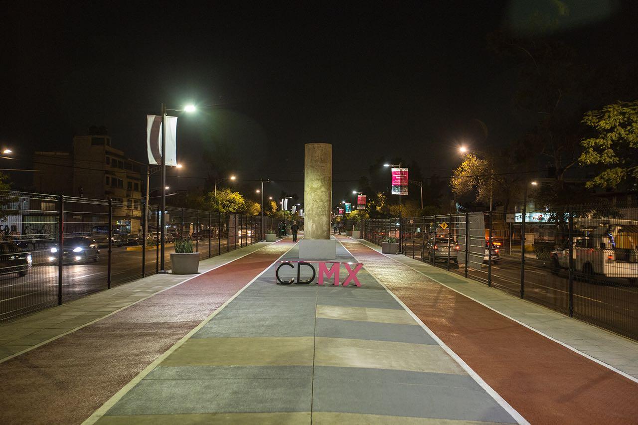 Desarrollan segunda etapa de Trotapista en Ciudad de México