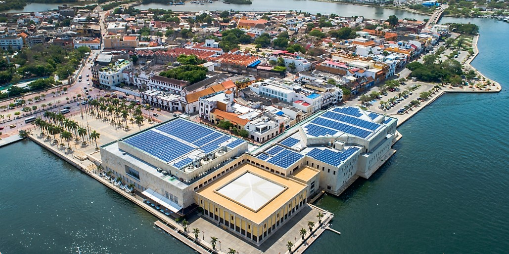 Celsia presenta proyectos de energía renovable en el Caribe colombiano