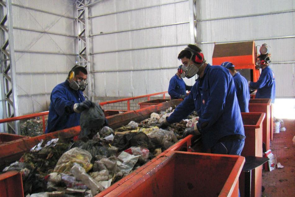 Rosario ya enfoca su nueva Planta de Reciclaje
